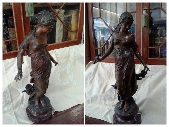 Bronze Figurina