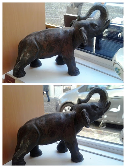 Elefant Keramik