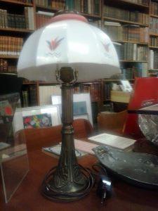 Jugendstillampe 3
