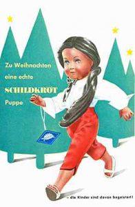 Puppe 1954