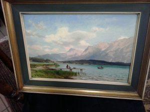Gemälde für Auktion 001