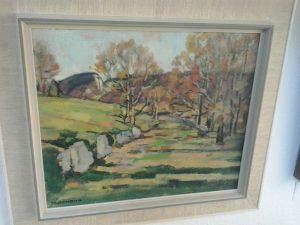 Gemälde für Auktion 017