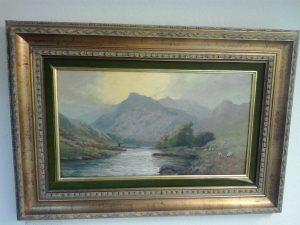 Gemälde für Auktion 021
