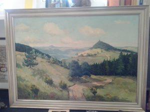 Gemälde für Auktion 025