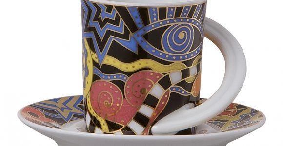 Cupola Espresso-Sammeltassen