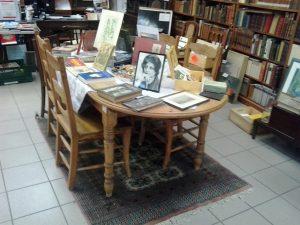 Ovaler Holztisch Donkers 2