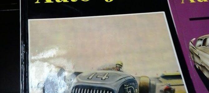 NEU EINGETROFFEN: Konvolut Auto-Jahr 1953 bis 1989