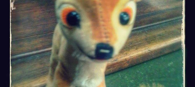"Steiff Rehkitz, ""Bambi"""