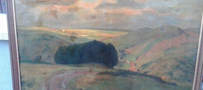 Gemälde Fritz von Wille