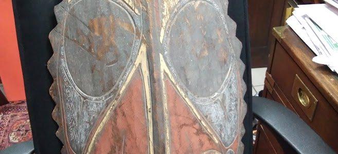 Neuzugänge: Tribal Art Ritualmasken