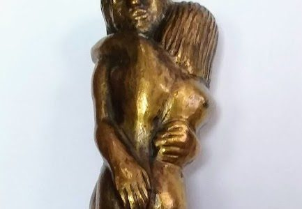 """Bronze """"Liebespaar"""""""