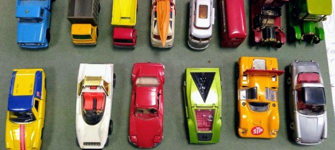 Neu eingetroffen: Konvolut diverser Modellautos