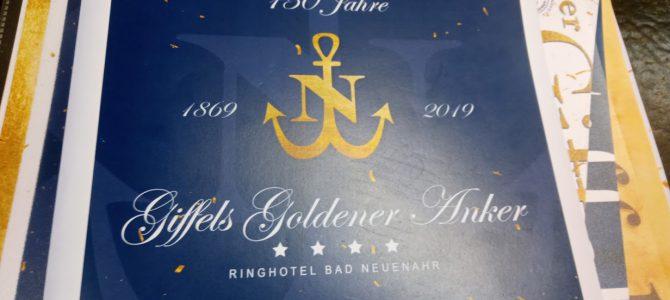"""Große Auktion im Hotel """"Giffels Goldener Anker"""" in Bad Neuenahr am 28.+29.08.2020"""